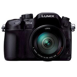 《新品》 Panasonic(パナソニック) LUMIX DMC-GH4H レンズキット【高速…