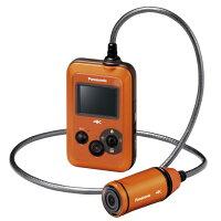 《新品》Panasonic(パナソニック)ウェアラブルカメラHX-A500-Dオレンジ発売予定日:2014年6月12日
