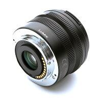 《新品》Panasonic(パナソニック)LEICADGSUMMILUX15mmF1.7ASPH.ブラック【ミクロディア巾着&Wリアキャップセットプレゼント】[Lens|交換レンズ]