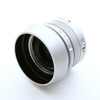 《新品》Panasonic(パナソニック)LEICADGSUMMILUX15mmF1.7ASPH.シルバー【ミクロディア巾着&Wリアキャップセットプレゼント】[Lens|交換レンズ]
