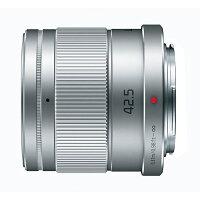 《新品》Panasonic(パナソニック)LUMIXG42.5mmF1.7ASPH.POWERO.I.S.シルバー(マイクロフォーサーズ)[Lens|交換レンズ]発売予定日:2015年4月23日