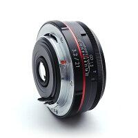 《新品》PENTAX(ペンタックス)HDDA21mmF3.2ALLimitedブラック[Lens|交換レンズ]