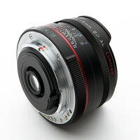 《新品》PENTAX(ペンタックス)HDDA15mmF4EDALLimitedブラック[Lens|交換レンズ]