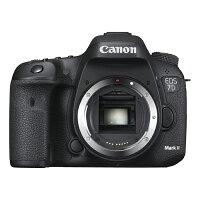 《新品》Canon(キヤノン)EOS7DMarkIIボディ[デジタルカメラ]【GETBG[バッテリーグリップ]キャンペーン対象】【下取交換なら¥5,000-引き】【下取交換15%アップ(9/23までのご予約分)】発売予定日:2014年11月上旬