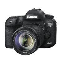 《新品》Canon(キヤノン)CanonEOS7DMarkIIEF-S18-135ISSTMレンズキット[デジタルカメラ]【GETBG[バッテリーグリップ]キャンペーン対象】【下取交換なら¥5,000-引き】【下取交換15%アップ(9/23までのご予約分)】発売予定日:2014年11月上旬
