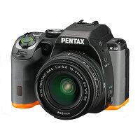 《新品》PENTAX(ペンタックス)K-S218-50REレンズキットブラック×オレンジ[デジタル一眼カメラ デジタルカメラ]発売予定日:2015年3月6日