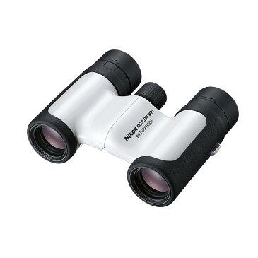 《新品アクセサリー》 Nikon (ニコン) 双眼鏡 ACULON W10 8×21 ホワイト [倍率: 8倍 / 対物有効径: 21mm ]【KK9N0D18P】
