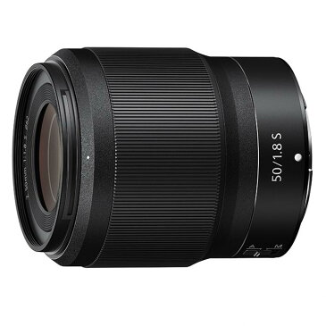 《新品》 Nikon (ニコン) NIKKOR Z 50mm F1.8 S[ Lens | 交換レンズ ]【KK9N0D18P】