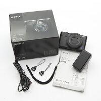 《新品》SONY(ソニー)Cyber-shotDSC-RX100ブラック[コンパクトデジタルカメラ]