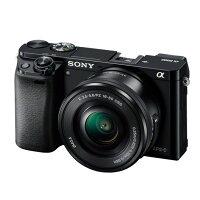 《新品》SONY(ソニー)α6000パワーズームレンズキットILCE-6000LBブラック発売予定日:2014年3月14日