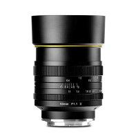《新品》KAMLAN(カムラン)50mmF1.1II(フジフイルムX用)[Lens|交換レンズ]【KK9N0D18P】発売予定日:2019年7月19日