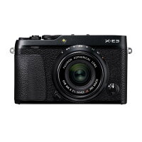 【ご予約受付中】《新品》FUJIFILM(フジフイルム)X-E3XF23mmF2RWRキットブラック[ミラーレス一眼カメラ デジタル一眼カメラ デジタルカメラ]【KK9N0D18P】発売予定日:2017年11月30日