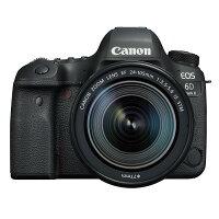 《新品》Canon(キヤノン)EOS6DMarkIIEF24-105ISSTMレンズキット[デジタル一眼レフカメラ|デジタル一眼カメラ|デジタルカメラ]【KK9N0D18P】発売予定日:2017年8月上旬