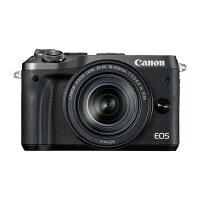 《新品》Canon(キヤノン)EOSM6EF-M18-150ISSTMレンズキットブラック[ミラーレス一眼カメラ|デジタル一眼カメラ|デジタルカメラ]【KK9N0D18P】発売予定日:2017年4月上旬【EOSM6デビューキャンペーン対象】