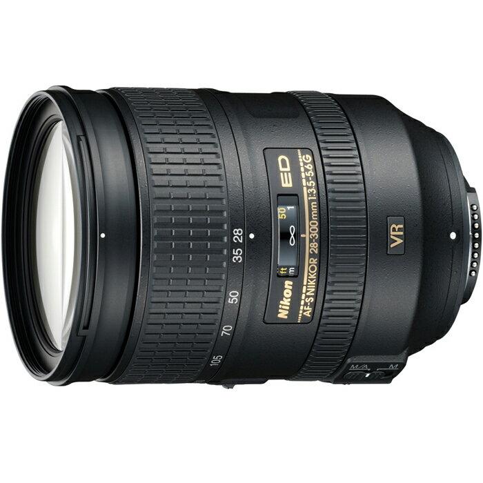 カメラ・ビデオカメラ・光学機器, カメラ用交換レンズ  Nikon AF-S NIKKOR 28-300mm F3.5-5.6G ED VR Lens KK9N0D18P