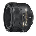 《新品》 Nikon(ニコン) AF-S NIKKOR 50mm F1.8G【¥5,000-キャッシュバック対象】[ Lens | 交換レンズ ]【KK9N0D18P】