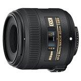 【!?!】《新品》 Nikon(ニコン) AF-S DX Micro NIKKOR 40mm F2.8G[ Lens | レンズ ]【NIKKOR 発売80周年記念 ファイナルキャンペーン 対象商品】