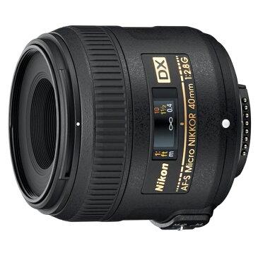 《新品》 Nikon(ニコン) AF-S DX Micro NIKKOR 40mm F2.8G[ Lens | 交換レンズ ]【KK9N0D18P】