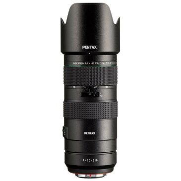 《新品》 PENTAX(ペンタックス)HD D FA 70-210mm F4 ED SDM WR[ Lens | 交換レンズ ]【KK9N0D18P】【下取交換なら ¥5,000-引き】