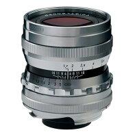《新品》Voigtlander(フォクトレンダー)ULRTON35mmF1.7VintageLineAsphericalVMシルバー発売予定日:2015年8月[Lens|交換レンズ]