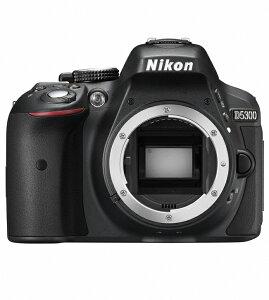 《新品》 Nikon(ニコン) D5300 ボディ ブラック[ デジタル一眼レフカメラ | デ…