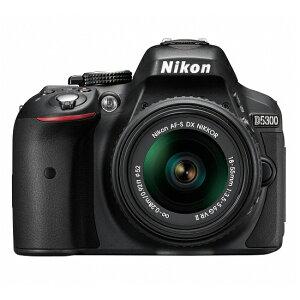 【商品到着後レビューで送料無料!・代引き手数料無料!】《新品》 Nikon(ニコン) D5300 18-5...