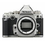 《新品》 Nikon(ニコン) Df ボディ シルバー[ デジタル一眼レフカメラ   デジタル一眼カメラ   デジタルカメラ ]【KK9N0D18P】