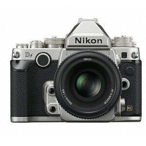 【商品到着後レビューで送料無料!・代引き手数料無料!】《新品》 Nikon(ニコン) Df 50mm F1...