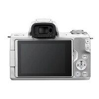 《新品》Canon(キヤノン)EOSKissMボディホワイト発売予定日:2018年3月23日[ミラーレス一眼カメラ|デジタル一眼カメラ|デジタルカメラ]【KK9N0D18P】