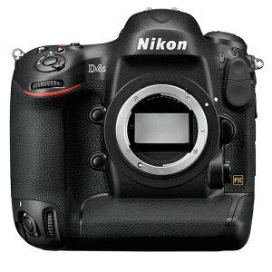 【商品到着後レビューで送料無料!・代引き手数料無料!】《新品》 Nikon(ニコン) D4S【下取...
