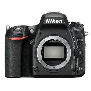 【商品到着後レビューで送料無料!・代引き手数料無料!】《新品》 Nikon(ニコン) D750 ボデ...