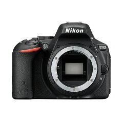 《新品》 Nikon (ニコン) D5500 ボディ ブラック 【¥5,000-キャッシュバッ…