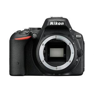 【商品到着後レビューで送料無料!・代引き手数料無料!】《新品》 Nikon (ニコン) D5500 ボデ...