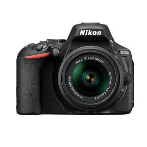 【商品到着後レビューで送料無料!・代引き手数料無料!】《新品》 Nikon (ニコン) D5500 18-55...