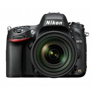 【商品到着後レビューで送料無料!・代引き手数料無料!】《新品》 Nikon(ニコン) D610 24-85...