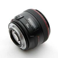 《新品》Canon(キヤノン)EF50mmF1.2LUSM[Lens|交換レンズ]〔納期未定・予約商品〕