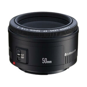 【商品到着後レビューで送料無料!・代引き手数料無料!】《新品》 Canon(キヤノン) EF50mm F...
