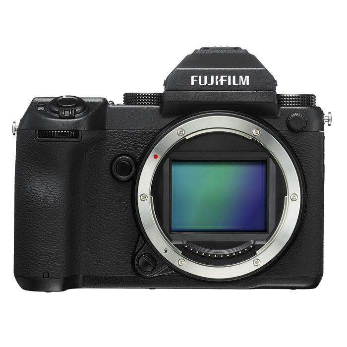 中判ミラーレスカメラ「FUJIFILM GFX 50S」