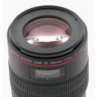 《新品》Canon(キヤノン)EF100mmF2.8LマクロISUSM[Lens|交換レンズ]【KK9N0D18P】