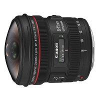 《新品》Canon(キヤノン)EF8-15mmF4LフィッシュアイUSM