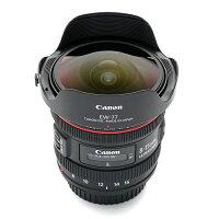 《新品》Canon(キヤノン)EF8-15mmF4LフィッシュアイUSM[Lens|交換レンズ]