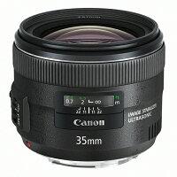 《新品》Canon(キヤノン)EF35mmF2ISUSM[Lens|レンズ]