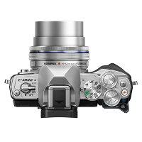 《新品》OLYMPUS(オリンパス)OM-DE-M10MarkIIIEZダブルズームキットシルバー[ミラーレス一眼カメラ|デジタル一眼カメラ|デジタルカメラ]【KK9N0D18P】発売予定日:2017年9月15日