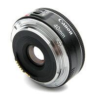 《新品》Canon(キヤノン)EF40mmF2.8STM[Lens|交換レンズ]〔レンズフード別売〕