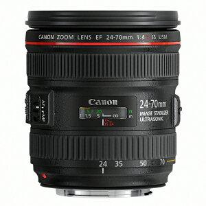 【商品到着後レビューで送料無料!・代引き手数料無料!】《新品》 Canon(キヤノン) EF24-70m...