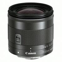 《新品》Canon(キヤノン)EF-M11-22mmF4-5.6ISSTM