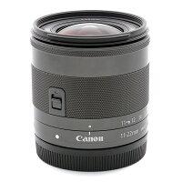 《新品》Canon(キヤノン)EF-M11-22mmF4-5.6ISSTM[Lens|交換レンズ]〔レンズフード別売〕〔納期未定・予約商品〕