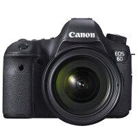 《新品》Canon(キヤノン)EOS6DEF24-70LISUSMレンズキット【ご予約特典:SDHCカード32GB(Class10)プレゼント!!】[デジタルカメラ]