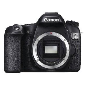 《新品》 Canon(キヤノン) EOS 70D ボディ[ デジタル一眼レフカメラ | デジタ…
