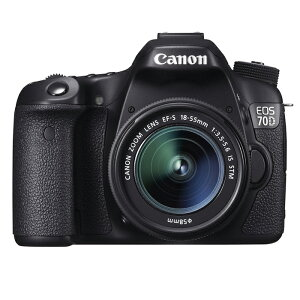 【商品到着後レビューで送料無料!・代引き手数料無料!】《新品》 Canon(キヤノン) EOS 70D ...